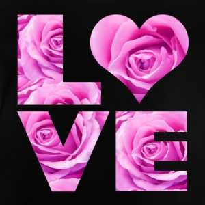 Love Rose T-Shirts - Baby T-Shirt