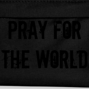 Pray for the world - Kinder Rucksack
