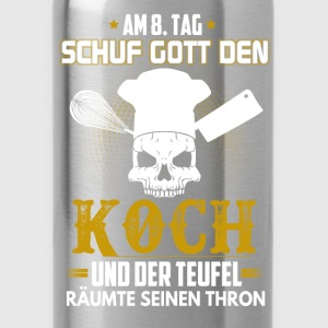 Am 8 Tag Koch Pullover & Hoodies - Trinkflasche