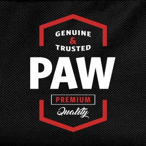 Genuine Paw Tshirt - Kids' Backpack