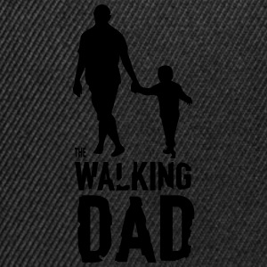 Walking Dad - Snapback Cap