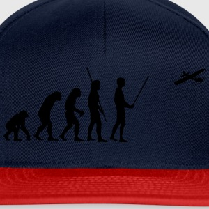 Evolution model airplane T-Shirts - Snapback Cap