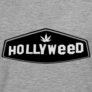 HOLLYWEED T-Shirts - Männer Premium Langarmshirt