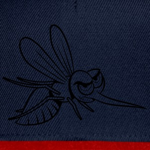 Mosquito wittily insect T-Shirts - Snapback Cap