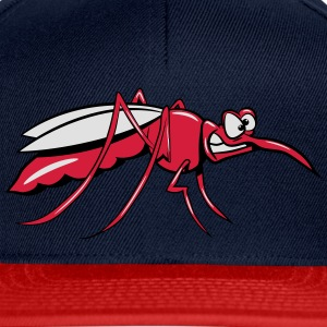 Mosquito mosquito witty T-Shirts - Snapback Cap