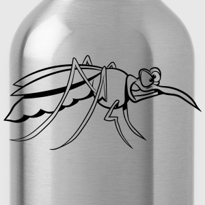 Mosquito mosquito witty T-Shirts - Water Bottle