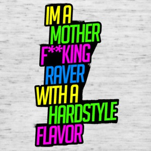 Raver with a Hardstyle Flavor - Women's Tank Top by Bella