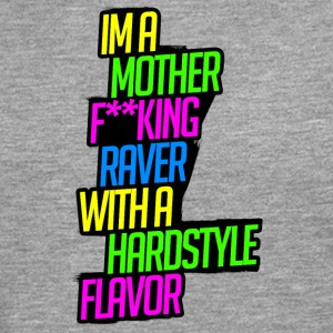Raver with a Hardstyle Flavor - Men's Premium Longsleeve Shirt