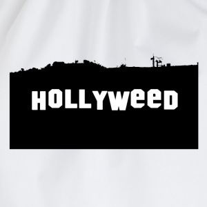 Hollyweed - T-shirt - Drawstring Bag