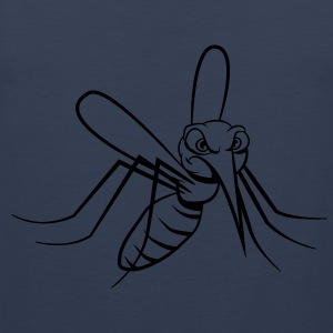 Mosquito mosquito insect T-Shirts - Men's Premium Tank Top