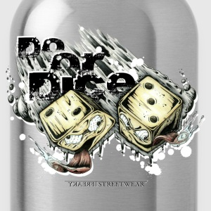 do or dice T-Shirts - Trinkflasche