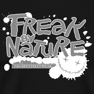 Freak by Nature Sportsklær - Premium T-skjorte for menn