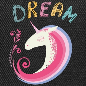 Unicorn Dream T-Shirts - Snapback Cap