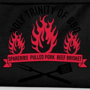 Holy Trinity of BBQ T-Shirts - Kids' Backpack
