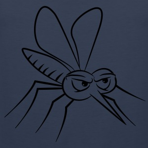 Mosquito insect T-Shirts - Men's Premium Tank Top