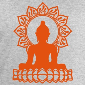 Bouddha Méditation, Yoga, Lotus, Om, Bouddhisme Tee shirts - Sweat-shirt Homme Stanley & Stella