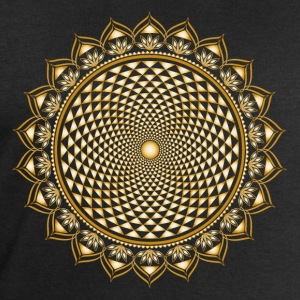 Lotus Chakra, Yoga, Buddhism, Meditation, Om T-Shirts - Men's Sweatshirt by Stanley & Stella