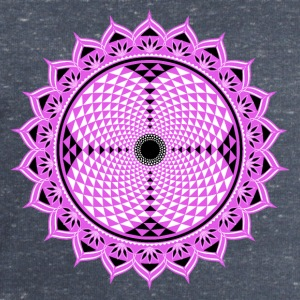 Lotus Chakra, Yoga, bouddhisme, méditation, om Tee shirts - Sweat-shirt Homme Stanley & Stella