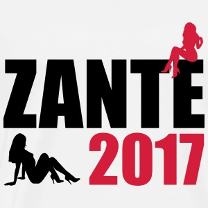 Zante 2017 Tops - Men's Premium T-Shirt