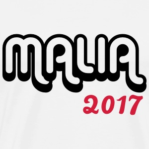 Malia 2017 Tops - Men's Premium T-Shirt
