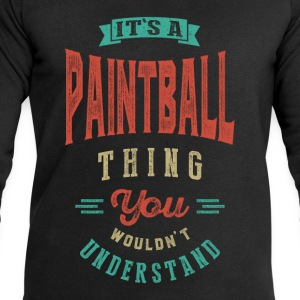 It's a Paintball Thing | T-shirt - Men's Sweatshirt by Stanley & Stella