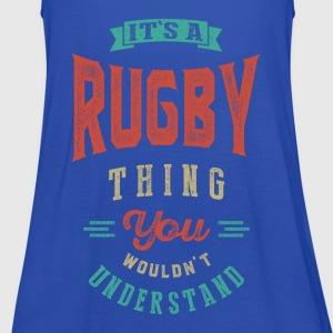 It's a Rugby Thing | T-shirt - Women's Tank Top by Bella