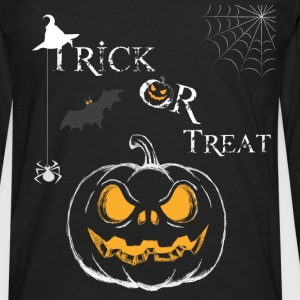 Trick or treat  - Men's Premium Longsleeve Shirt
