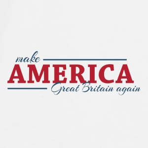 Make America Great Britain again - Men's Premium T-Shirt