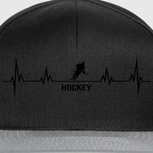 Hjerteslag hockey T-shirts - Snapback Cap