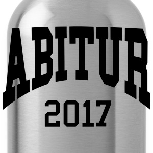 Abitur 2017 Collegestyle T-Shirts - Trinkflasche