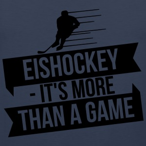 Eishockey - It's more than a game Manches longues - Débardeur Premium Homme