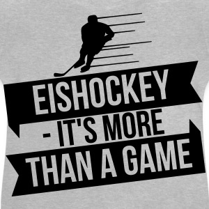 Eishockey - It's more than a game Manches longues - T-shirt Bébé