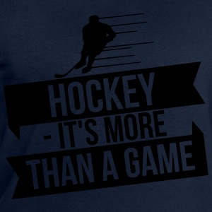 hockey - It's more than a game Manches longues - Sweat-shirt Homme Stanley & Stella