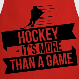 hockey - It's more than a game Pitkähihaiset - Esiliina