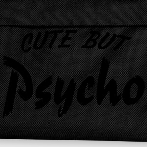 cute but psycho Shirts - Kids' Backpack