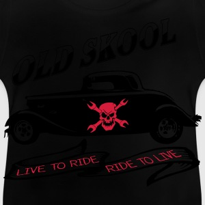 live to ride ride to live Shirts - Baby T-shirt