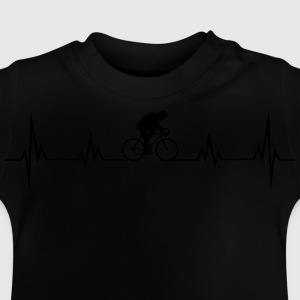 Heartbeat bike Shirts - Baby T-Shirt
