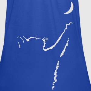 cat moon Pullover & Hoodies - Frauen Tank Top von Bella