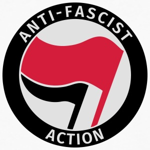 Anti-Fascist Action T-shirts - Mannen Premium shirt met lange mouwen