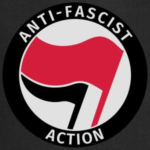 Anti-Fascist Action Camisetas - Delantal de cocina