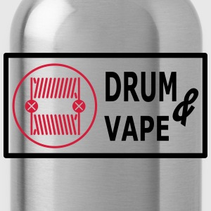 DRUM N VAPE Shirts - Water Bottle