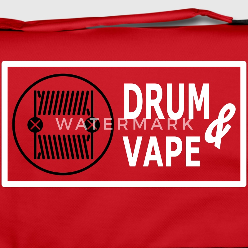 DRUM N VAPE Bags & Backpacks - Shoulder Bag
