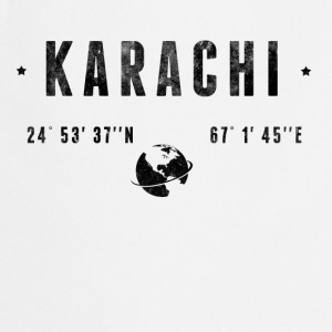 Karachi T-Shirts - Cooking Apron
