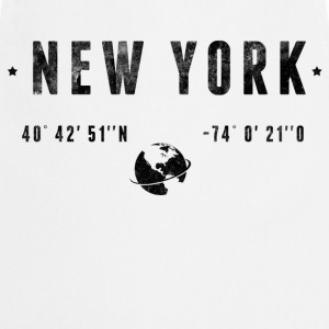 New York Tee shirts - Tablier de cuisine
