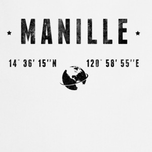 Manille T-Shirts - Cooking Apron