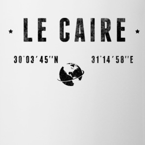 Le Caire Camisetas - Taza