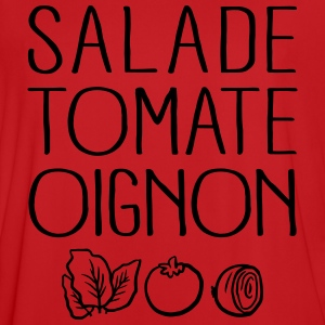 Salade Tomate Oignon Sweat-shirts - Maillot de football Homme