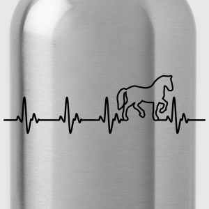 Horse Heartbeat Other - Water Bottle