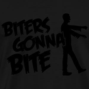 Biters gonna bite Langarmshirts - Männer Premium T-Shirt