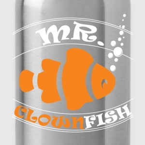 Mr. Clown Fish - Water Bottle
